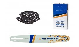 HS PARTS Akční set vodící lišta 15