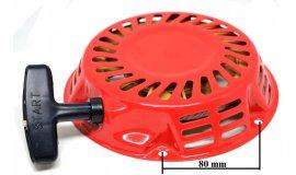 Startér HONDA GX120 GX160 GX168 GX200 Generator 4HP 5.5HP 6.5HP (plastové západky)