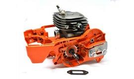 Polomotor Husqvarna 362, 365 + kliková skříň typ O AKCE ušetříte 1250 Kč