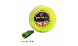Žací struna HEXAGON LINE 3,50mm x 41M