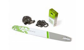 Lišta 50cm +2 krát řetěz 72 článků 3/8 1,6 mm pro Stihl
