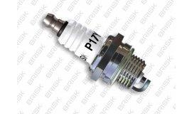 Zapalovací svíčka BRISK P17Y pily/křovinořezy VELKÝ ZÁVIT - BPM7A