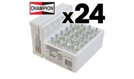 Zapalovací svíčka CHAMPION RCJ7Y/W24 pily/křovinořezy 24 kusů VELKÝ ZÁVIT S ODPOREM - RCJ7Y