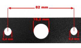 Žací nůž pro elektrické sekačky AGROMA 900W 12